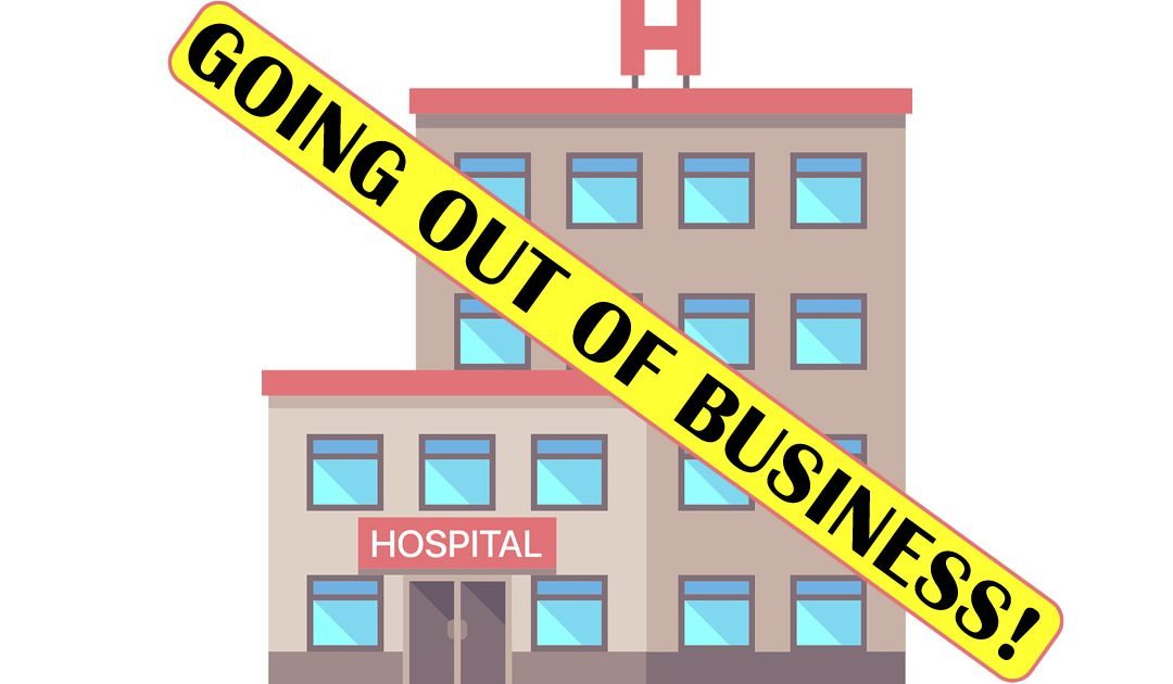 Preparing Hospitals for the Next Financial Pandemic